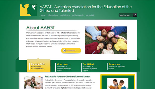 Australian Association for the Education of the Gifted and Talented